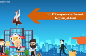 IT Companies In Chennai