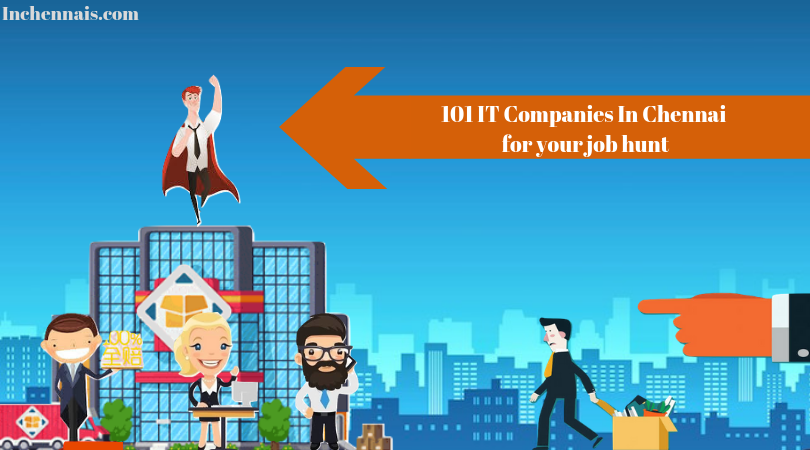 101 Software Companies in Chennai - June 2019 | IT Company