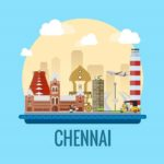 chennai area name