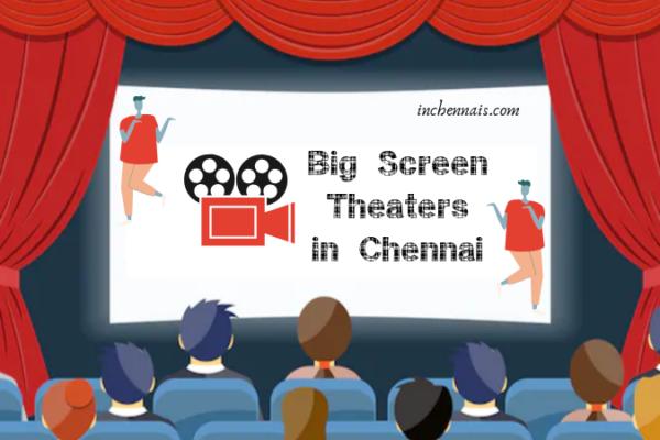 big screen theater