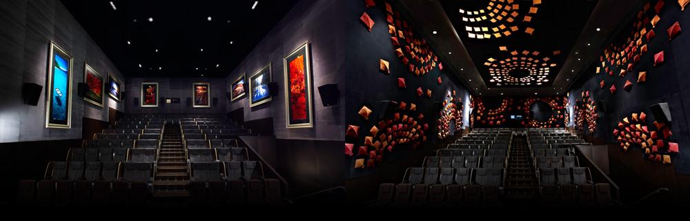 escape cinemas - Big screen theatre in Chennai