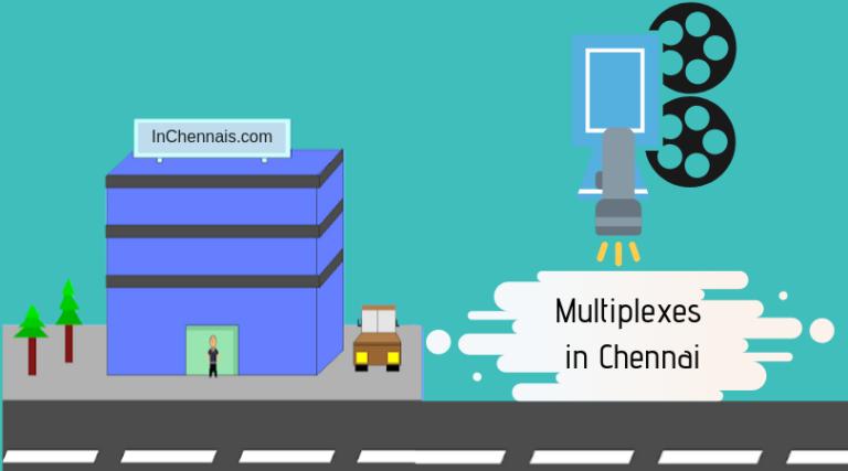 Multiplexes in Chennai