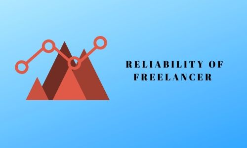 Reliability of SEO freelancer