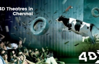 4D theatres in chennai