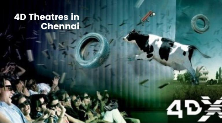 4D theatres in chennai