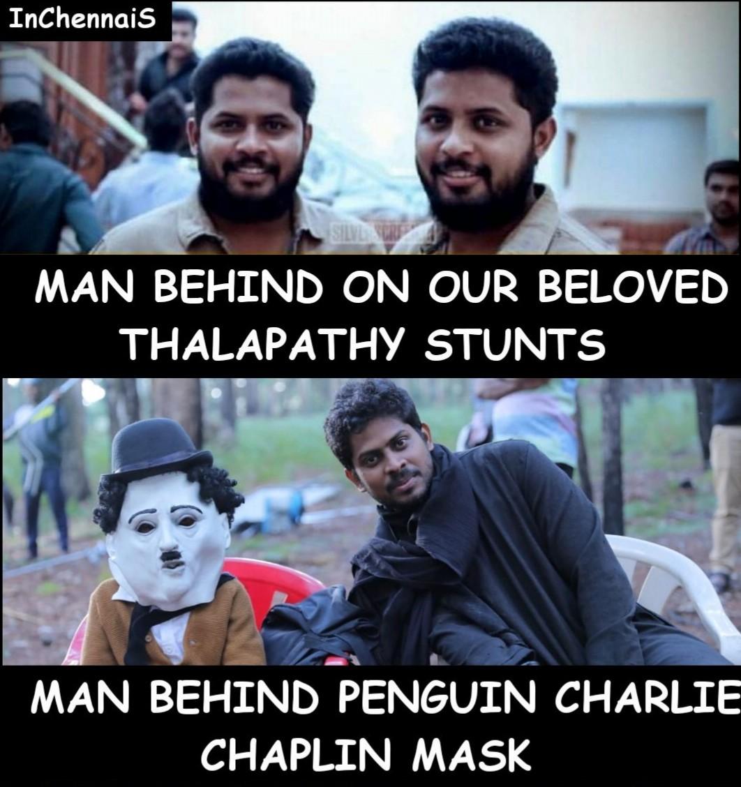 Penguin Charlie Chaplin