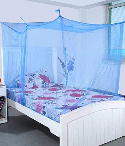 Divayanshi cotton Mosquito net for Bed