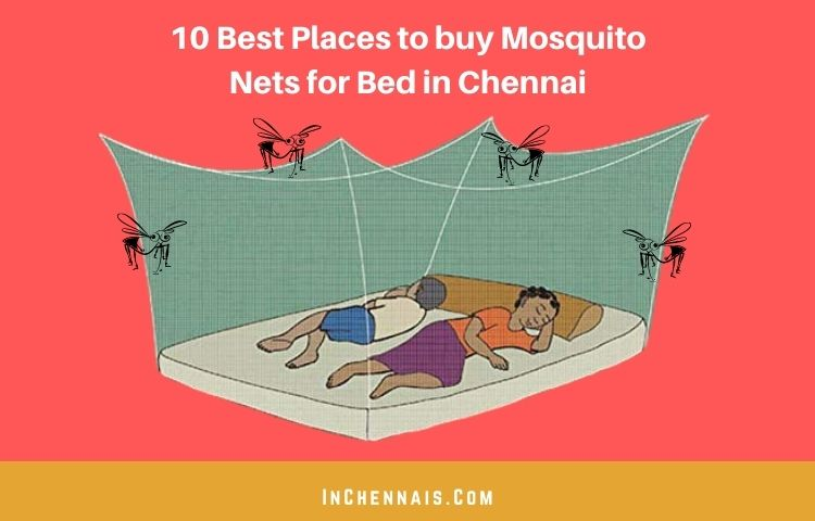 mosquito net for bed in chennai
