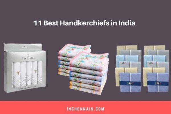 Best Handkerchiefs in India