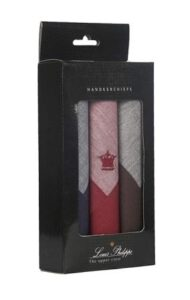 Louis Philippe Handkerchiefs
