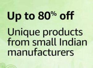 80% offer