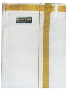 Prakasam Cotton Mens Dhoti