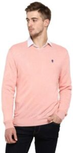 Red Tape Mens Synthetic Sweater