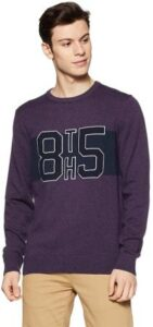 Tommy Hilfiger Mens Cotton Sweater