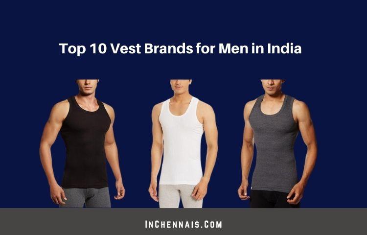 Best Vest Brands in India
