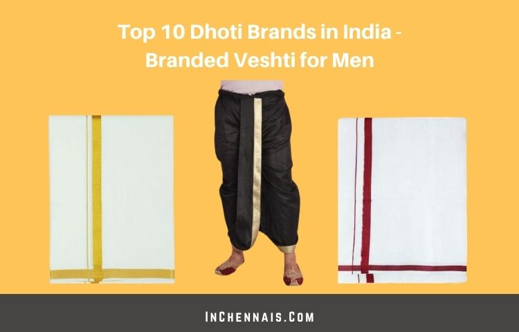 best Dhoti Brand in India