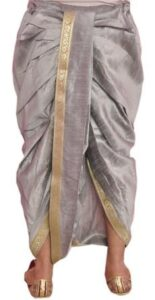 Uri and MacKenzie Mens Dhoti