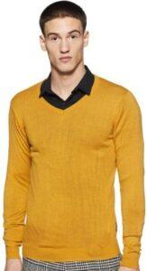 Van Heusen Sport Mens Synthetic Sweater