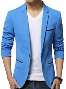 Korean Style Slim fit Blazer