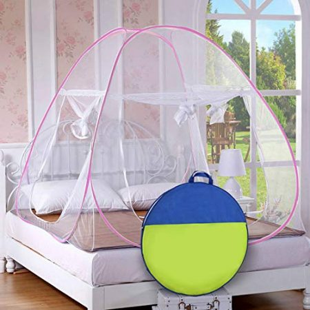 Story@Home Mosquito Net Foldable King Size